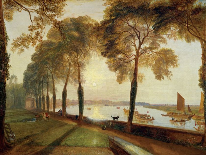 mortal terrace josep mallord william turner