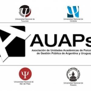 Informe de reunión de la Asociación de Unidades Académicas de Psicología