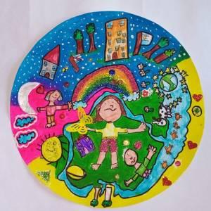 «Habitar» Muestra Colectiva de los cursos infantiles y juveniles de Artes Visuales